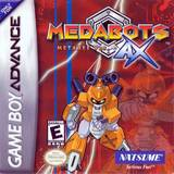 Medabots AX: Metabee Red (Game Boy Advance)